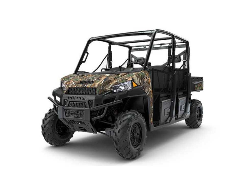 RANGER CREW XP 1000 EPS POLARIS PURSUIT® CAMO
