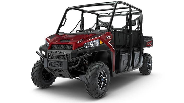 RANGER CREW® XP 1000 EPS SUNSET RED METALLIC