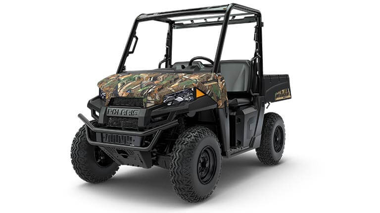 RANGER® EV POLARIS PURSUIT® CAMO