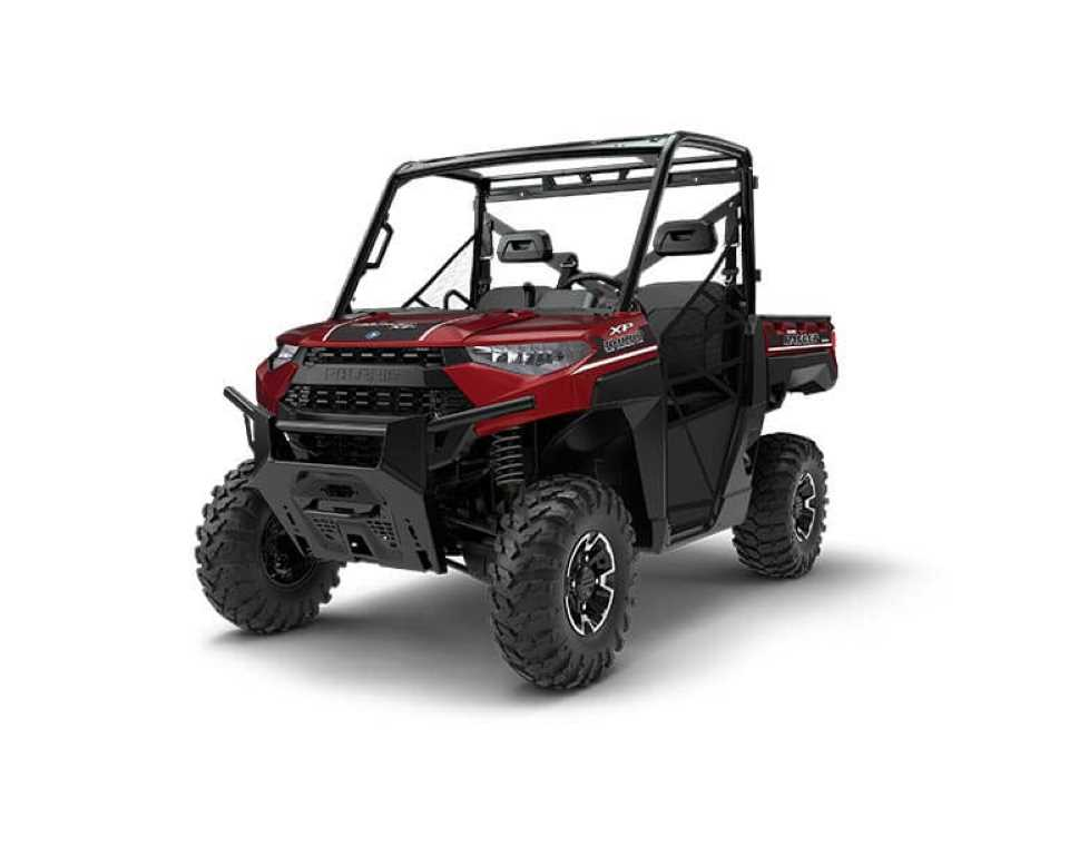 RANGER XP 1000 EPS SUNSET RED METALLIC