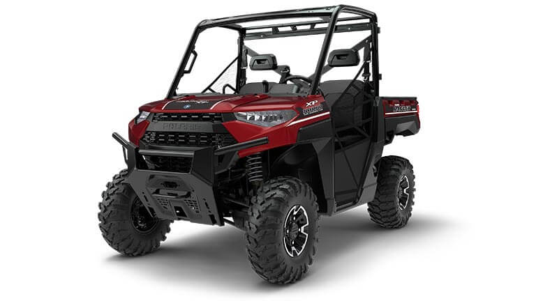 RANGER XP® 1000 EPS SUNSET RED METALLIC
