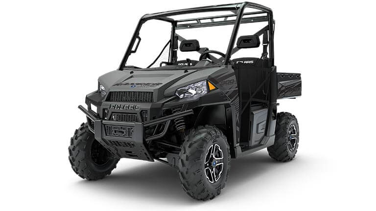 RANGER XP® 900 EPS Matte Titanium Metallic
