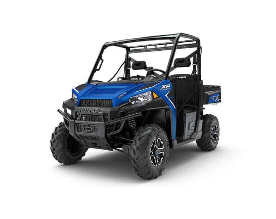 Ranger XP 900 EPS RADAR BLUE