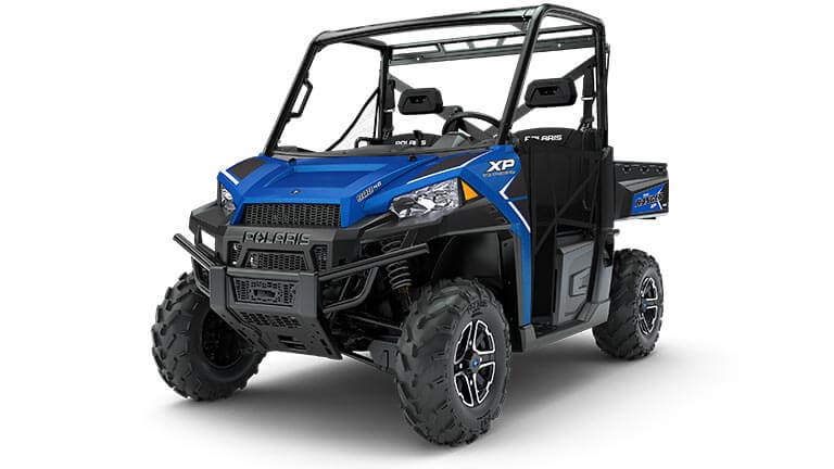 RANGER XP® 900 EPS RADAR BLUE