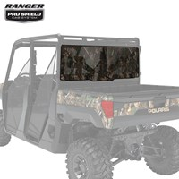 Lock & Ride® Rear Panel, Poly, Polaris Pursuit® Camo