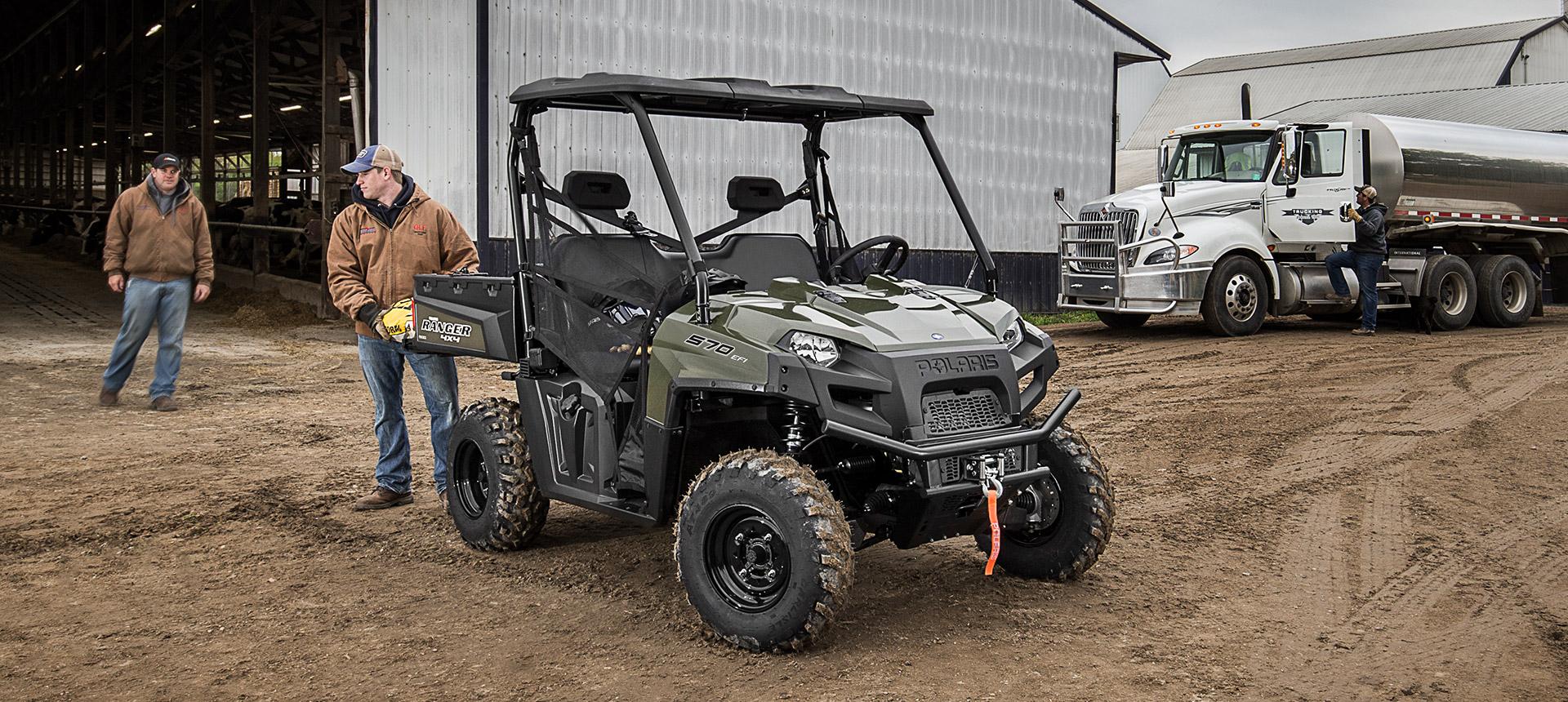 RANGER 570 Full-Size