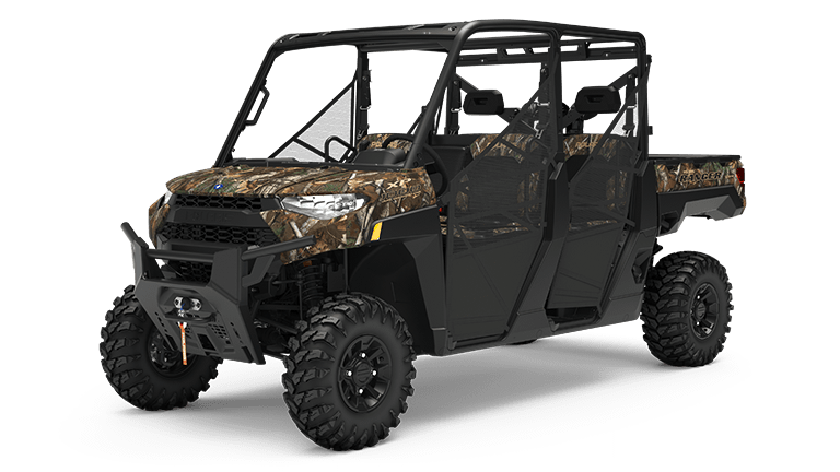 <i>RANGER</i> CREW<sup>®</sup> XP 1000 EPS Back Country Edition