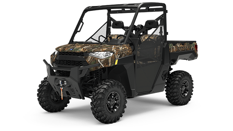 RANGER XP 1000 EPS Back Country Edition Polaris Pursuit Camo