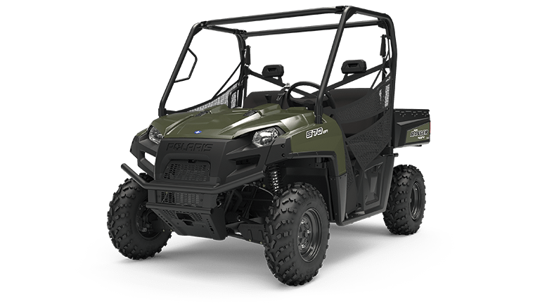RANGER 570 Full-Size Sage Green