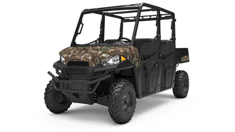 RANGER CREW 570-4 Polaris Pursuit Camo