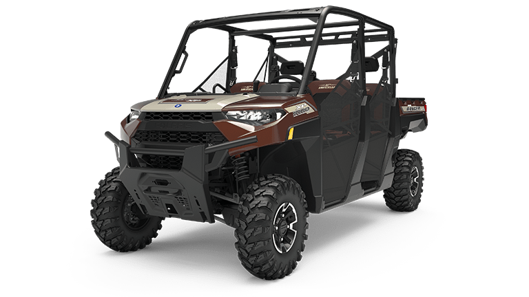 <i>RANGER</i> CREW<sup>®</sup> XP 1000 EPS 20th Anniversary Limited Edition