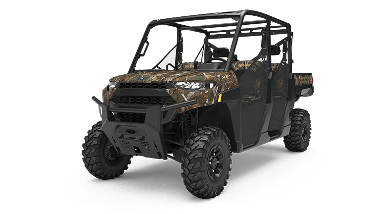 RANGER CREW XP 1000 EPS Polaris Pursuit Camo