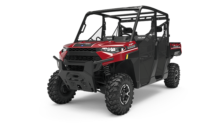 RANGER CREW XP 1000 EPS Sunset Red Metallic