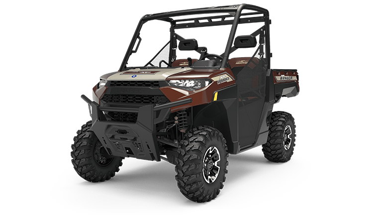 <i>RANGER</i><sup>®</sup> XP 1000 EPS 20th Anniversary Limited Edition