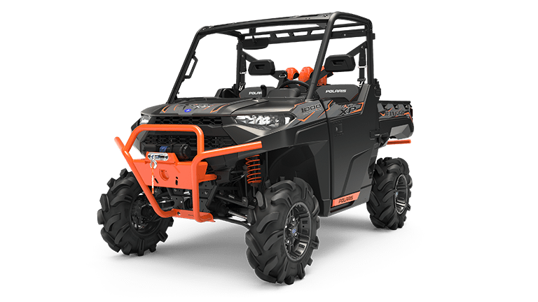 RANGER XP 1000 EPS High Lifter Edition Stealth Black