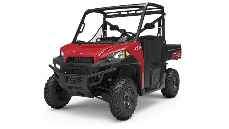 RANGER XP 900 EPS Solar Red