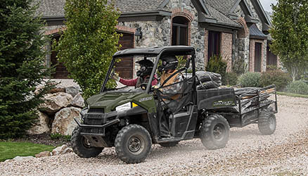 Polaris Side By Side >> 2 Seater Utility Side By Sides Utvs Polaris