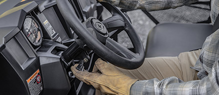 Adjustable Tilt Steering