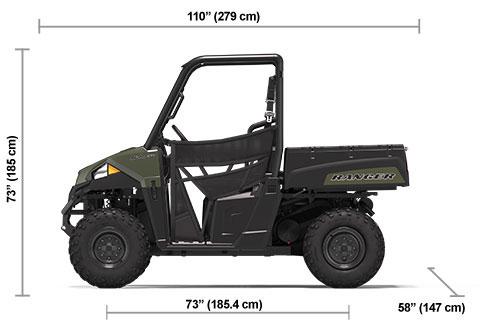 Ranger 570 Specifications