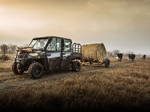 2020 Polaris RANGER CREW XP 1000 EPS Premium UTV | Polaris