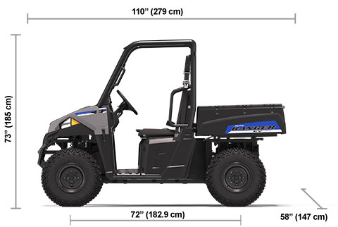 Ranger EV Specifications