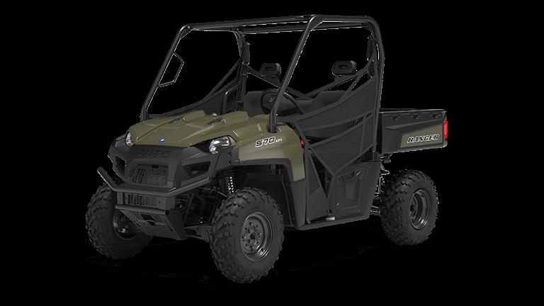 Ranger 570 Full-Size Sage Green
