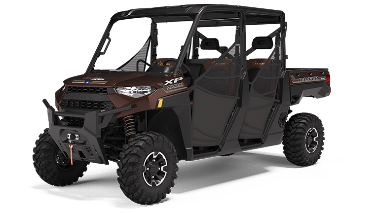 RANGER CREW XP 1000 Texas Edition Black Cherry Metallic