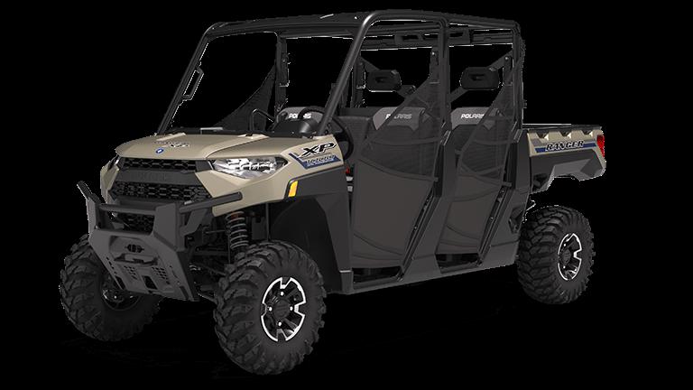 RANGER CREW XP 1000 Premium Sand Metallic