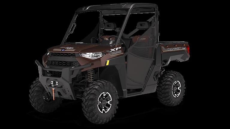 RANGER XP 1000 Texas Edition Black Cherry Metallic