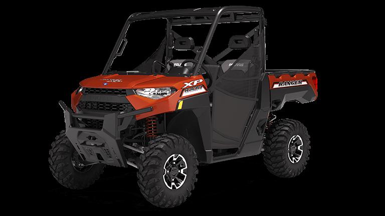 RANGER XP 1000 Premium Orange Rust Metallic