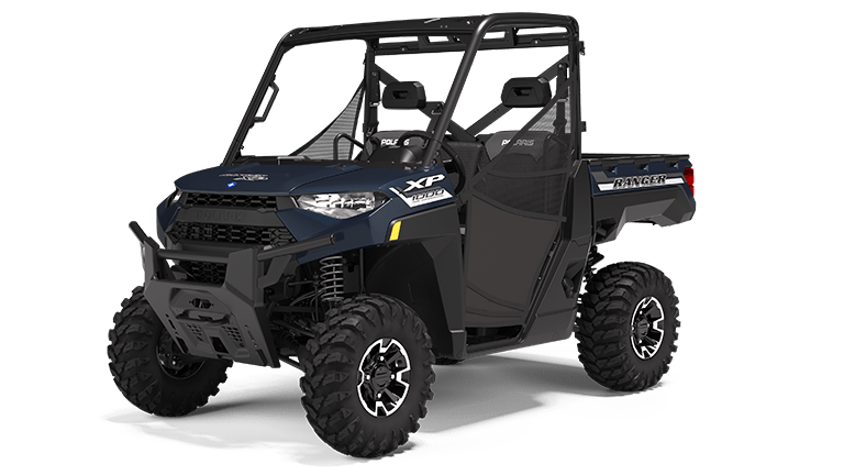 RANGER XP 1000 Premium Steel Blue Metallic