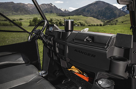 An inside look at the Ranger 1000