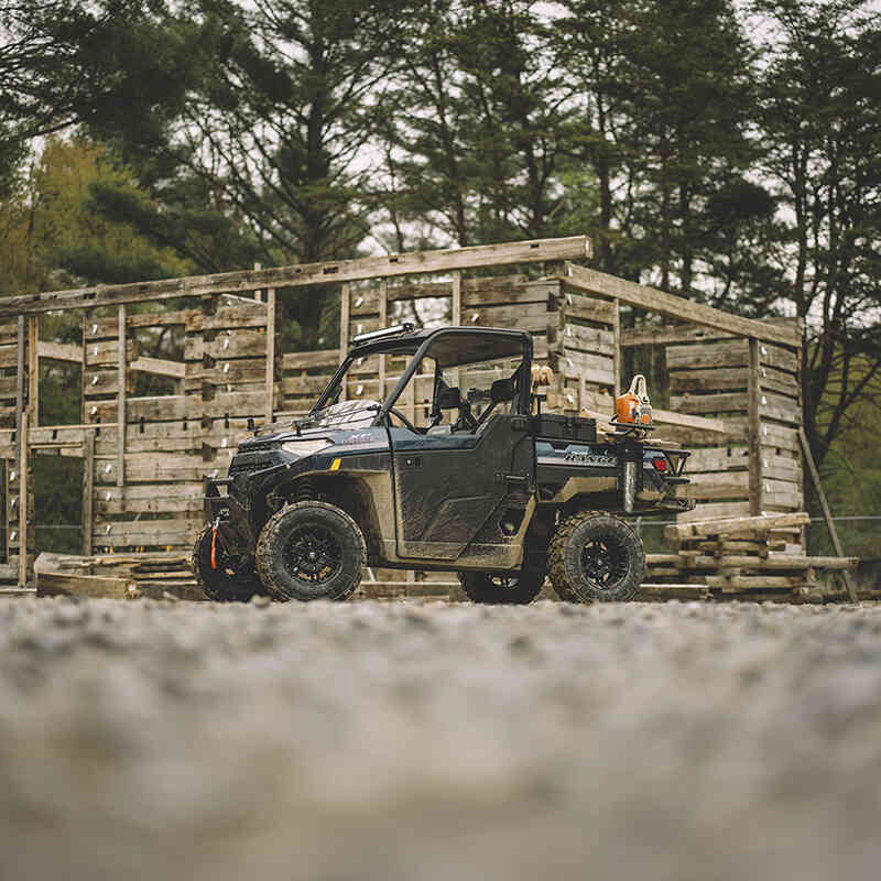 Polaris RANGER: Utility Side by Sides (UTVs)