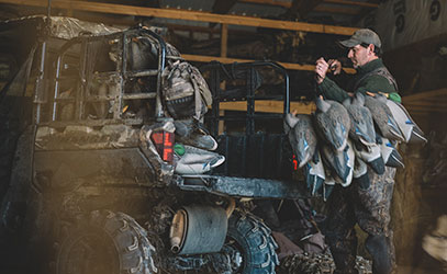 Waterfowl Accessory Collection | Polaris RANGER