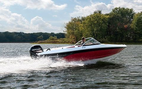 Rinker 18qx Outboard Bowrider Rinker Boats