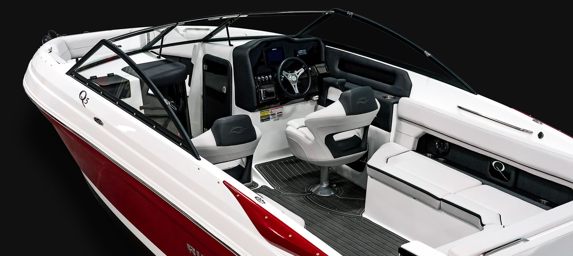 Pic of Q5 Outboard interior
