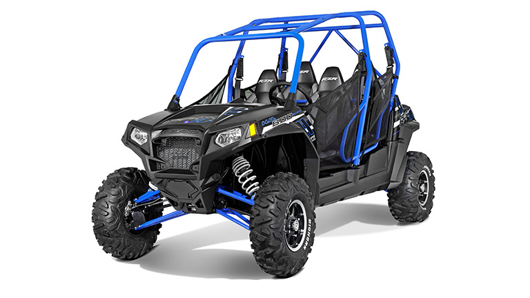 RZR 4 800 EPS STEALTH BLACK LE