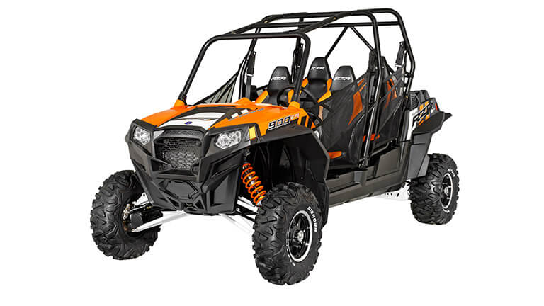 RZR 4 900 EPS ORANGE MADNESS LE