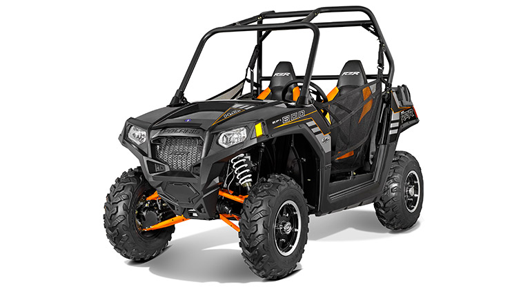 RZR 800 EPS GLOSS BLACK/ORANGE MADNESS LE