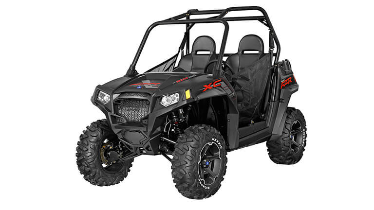 RZR® 800 EPS XC EDITION MATTE BLACK