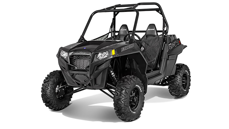 RZR 900 STEALTH BLACK