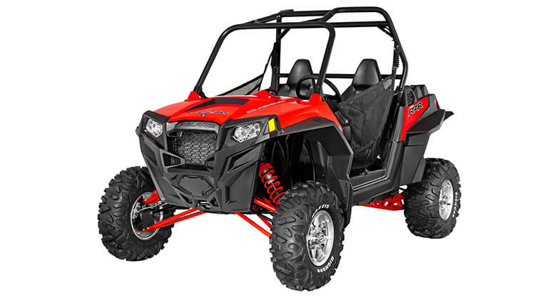 RZR 900 INDY RED