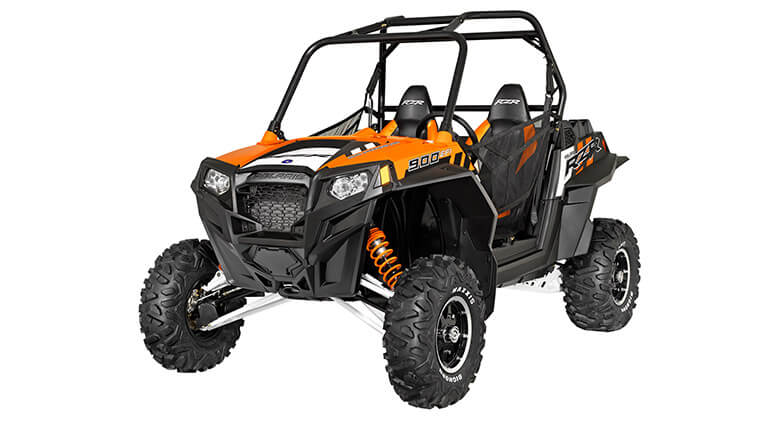 RZR 900 EPS ORANGE MADNESS LE