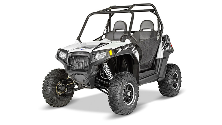 RZR® S 800 FOX WHITE LIGHTNING LE