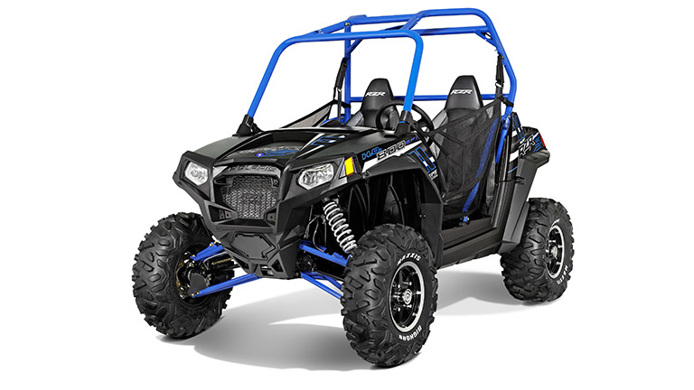 RZR® S 800 STEALTH BLACK LE