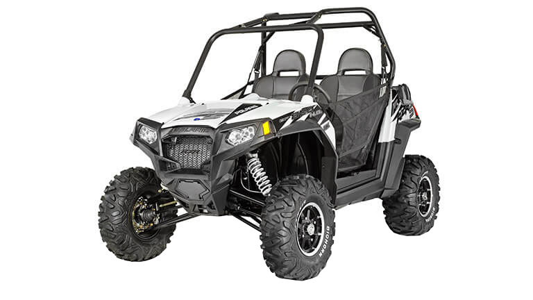 RZR® S 800 EPS WHITE LIGHTNING LE