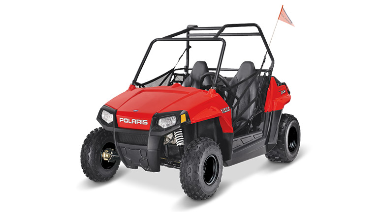 RZR® 170 EFI INDY RED