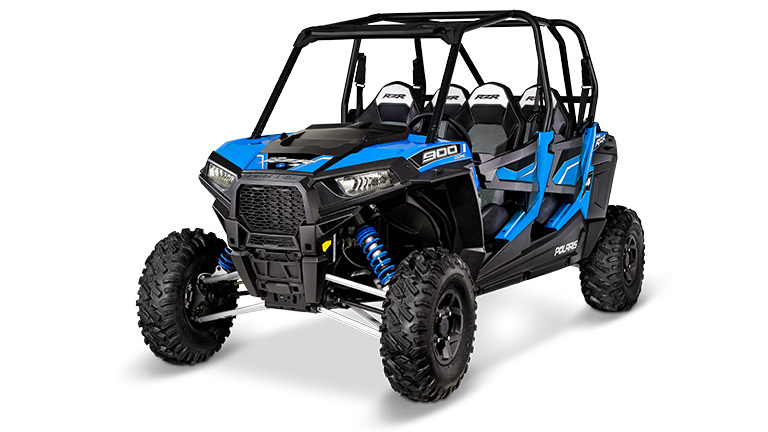 Rzr 1000 Dimensions >> 2015 Polaris RZR 4 900 EPS Voodoo Blue | Polaris RZR