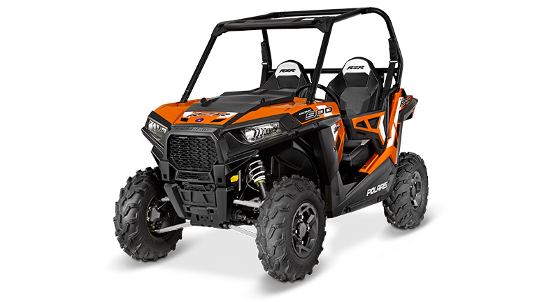 RZR 900 EPS TRAIL GLOSS NUCLEAR SUNSET