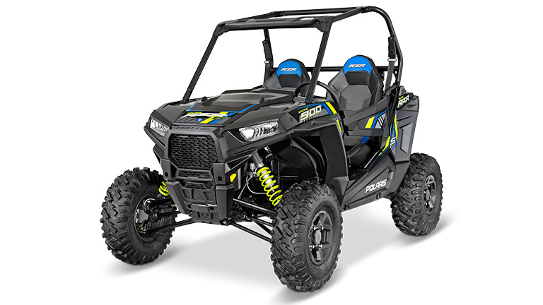 RZR® S 900 EPS BLACK PEARL